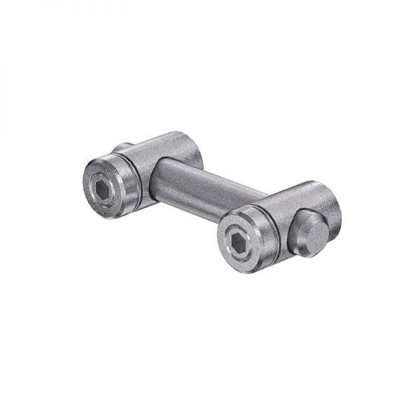 Stoßspannverbinder Serie 40 (extra leicht)