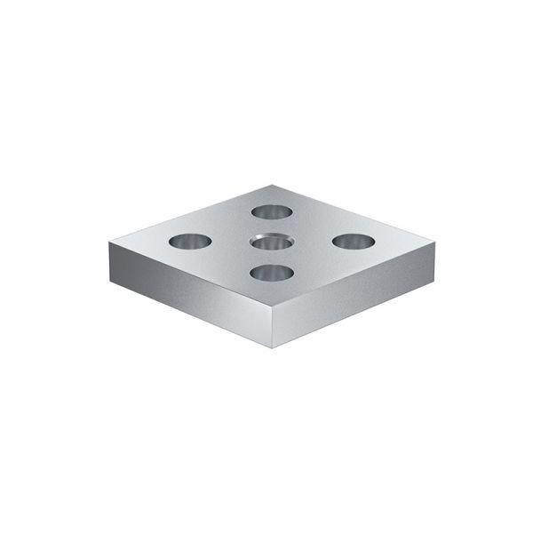 Fußplatte J M10
