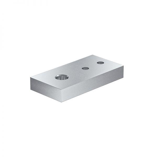 Fußplatte D M12