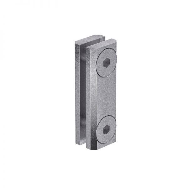Parallelverbinder 2/40 doppelt M8