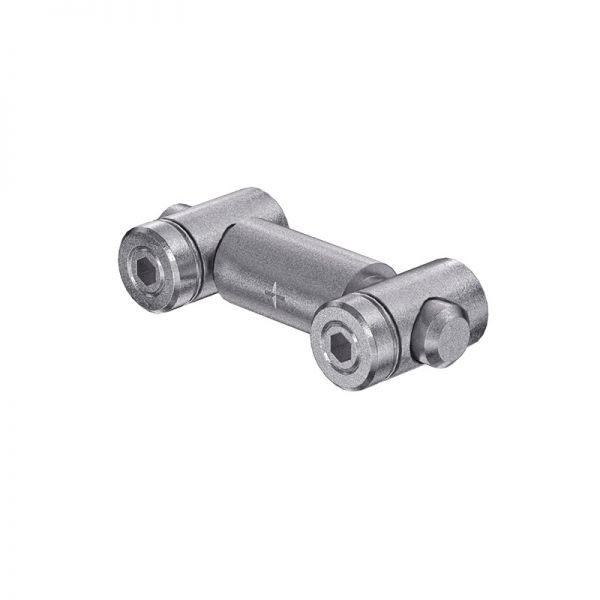 Stoßspannverbinder Serie 40 (normal und leicht)